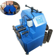 110v 1500w Electric Tube Pipe Bender Roller Round-5/8-3 Square-5/8-2 1400 Rpm