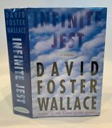 Infinite Jest By David Foster Wallace First Edition, First Printing 1996 Hcdj