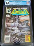 Punisher Limited Series 1 Cgc 9.8 1986 From Daredevil Netflix Wp L2 132 Cm