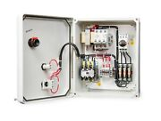 Cooling Tower Basin Heater Control Panel