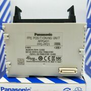 1pc New Panasonic Positioning Unit Fpg-pp21 Afpg431 Fpgpp21 One Year Warranty