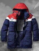 Polo Team Usa 2018 Heated Olympic Jacket - Size L - Official Jacket