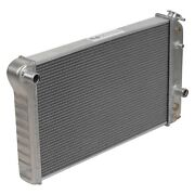 For Chevy Corvette 84-89 Dewitts Direct Fit Pro-series Aluminum Radiator
