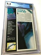Dc Direct Current 10 1988 1st Sandman App Preview Of Issue 1 Cgc 9.2