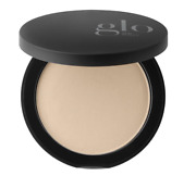 Glo Skin Beauty Minerals Pressed Base Natural Medium 0.31 Oz 9 Grams New In Box