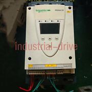 Used Schneider Soft Starter Ats22d75q 37kw 75a Fully Tested