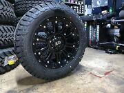 20x9 Xd Xd829 Hoss Ii Wheels Rims And 32 Fuel At Tires 8x170 Ford Excursion F250