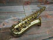 Hollywood Winds Mike Phillips Signature Model Tenor Saxophone New Matte Finish