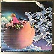 Rare Vintage 1977 Poster James And Giant Peach Caedmon Records Leo And Diane Dillon