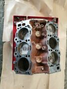 96-02 Toyota 4runner 3.4l V6 Engine Block With Crank And Pistons Oem 11401-69577