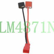 Jst Female To 4way Esc 2mm Bullet Jack Power Breakout Wire Quadcopter Hexacopter