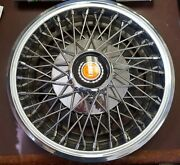 1977 - 1980 Ford Mustang Bobcat Pinto 13 Wire Wheel Cover 1978 1979 - 744