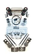 Fits 1960-1970 Ford Falcon Car Air Ride Suspension Lowering System Kit