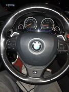 Oem Bmw F10 M5 And F12 M6 - M Paddle Shifter Steering Wheel W/ Paddles Buttons