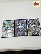 The Sims 3 Lot Generations,ambitions,late Night Expansion Packs Mac   Pc