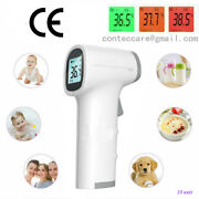 Ir Infrared Digital Forehead Fever Thermometer Non-contact Baby Adult Child,50pc