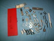 Snap-onandtrade Air Conditioning A/c Tool Kit In Metal Case Yoke Puller Jaws++ Vintage