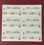 Mrs Grossmans Its A Girl As Shown Baby Shower Several Available