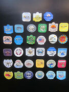 31 Year Collection  Harvey  Cedars,  New Jersey Beach Badges/tags