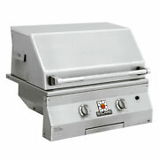 Solaire Standard Convection Built-in Grill 27-inches Natural Gas