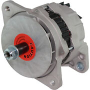 High Amp Alternator Fits Delco 21si 3-wire Hookup Chevy Gmc Ford Caterpillar