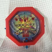 Wendy's Toy Jackie Chan Adventures Pinball Game 2002 3 Ball Vintage Euc Fs