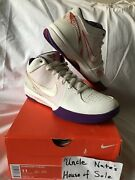 Rare Nike Kobe 2009 Zoom Iv 4 And039beijingand039 Size 11 Ds