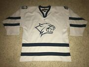New Hampshire Wildcats Nike Vintage Sewn/stitched Hockey Jersey - Men's Small