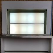 S And S X-ray Products Mv112b Motorized Vertical Viewer Fixed 28 Frames Lighted