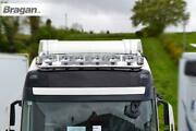 Roof Bar + Spot Lights + Beacons For Volvo Fh Series 2 And 3 Low Standard Sleeper