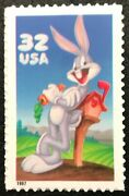 1997 - Scott 3137a - 32andcent - Bugs Bunny - Booklet Single - Mint Nh
