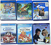 Blu Ray Movies, All Brand New 4.99 - 44.99 You Pick Free Shipping Upto 6 Off
