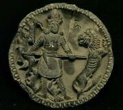 Lovely Authentic 5th Century A.d. Gandhara Art Make Up Tray