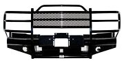 Tough Country Front Winch Mount Bumper For 2010-2018 2500 And 3500 Dodge Ram
