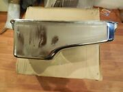Make Waves Dyna Chrome And03958-and03979 Small Block Chevy Chrome Oil Pan 20730