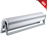 36 Paper Cutter Dispenser For Butcher Gift Wrap And Kraft Roll Paper Metal