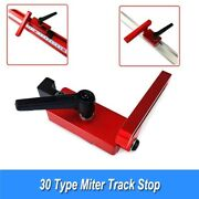 30-type High Quality 30 Type Miter Track Stop Suit For Work Bench Wood Working