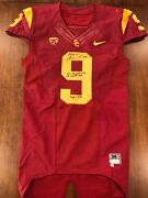 Marqise Lee Game Used Usc Trojans Jersey Game Worn Jersey Jacksonville Jaguars