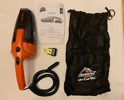 Armor All Hand-held Detail Vacuum Floor Sweepers - 12 Volt - Wet And Dry - New