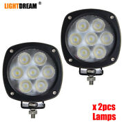 Compact Led Flood Lights For Agriculture,industrial,farm,tractor,offroad,4x4,suv