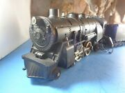 American Flyer 4-4-2 Atlantic No 307, New York Central,  Layout Tested 5-55-14