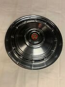 1960and039s American Motors Rambler 14 Inch Hubcap Need Help To Identify Year Make