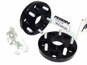 Perrin 20mm Bolt-on Wheel Spacers For Subaru 5x114.3 05-20 Sti And 15-20 Wrx