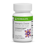 New Herbalife Woman's Choice 30 Tablets/ Free Shipping