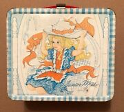 Junior Miss Metal Lunchbox - No Thermos