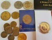 Lot Of Collectable Coins Double Eagle 200th Anniversary Honoring American Vets