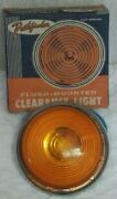 One Vintage Pathfinder Flush Mounted Clearance Lights New/old Stock In Box