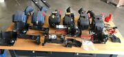 Columbia Battery Powered Strapping Tools Used Lot Tools - Parts - As-is