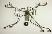 Nice L1958-1962 Corvette Fuel Injection Spider Assembly With Bkt. And New Grommet
