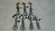Vintage Egg Beaters Lot Of 7 Total
